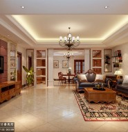 王先生简欧公寓设计