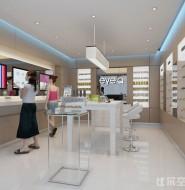 上善医疗EYEQ眼保健店终端C店设计方案