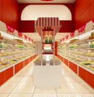 海峰食品店设计