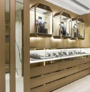 现代风格珠宝店设计欣赏