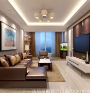 李先生现代简约新房装修设计