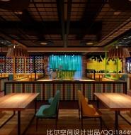 餐饮空间常用设计规范