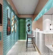 上海创意冰淇淋店设计