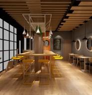 曼德夫餐厅设计