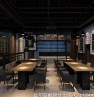 曼德夫餐厅二店设计–披萨餐厅设计