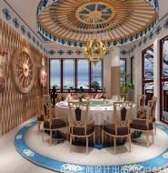 淮安十三翼蒙古烧烤文化餐吧设计