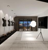 A%时装工作室设计