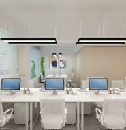 现代简约公司总部办公室设计