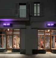 男装和女装混合街头服饰品牌概念店ONE-OFF BRESCIA