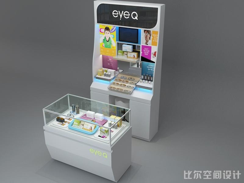 上善医疗EYEQ专柜设计方案3