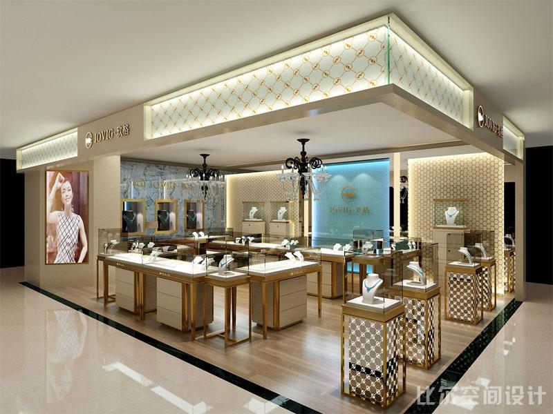 玖格珠宝店设计1
