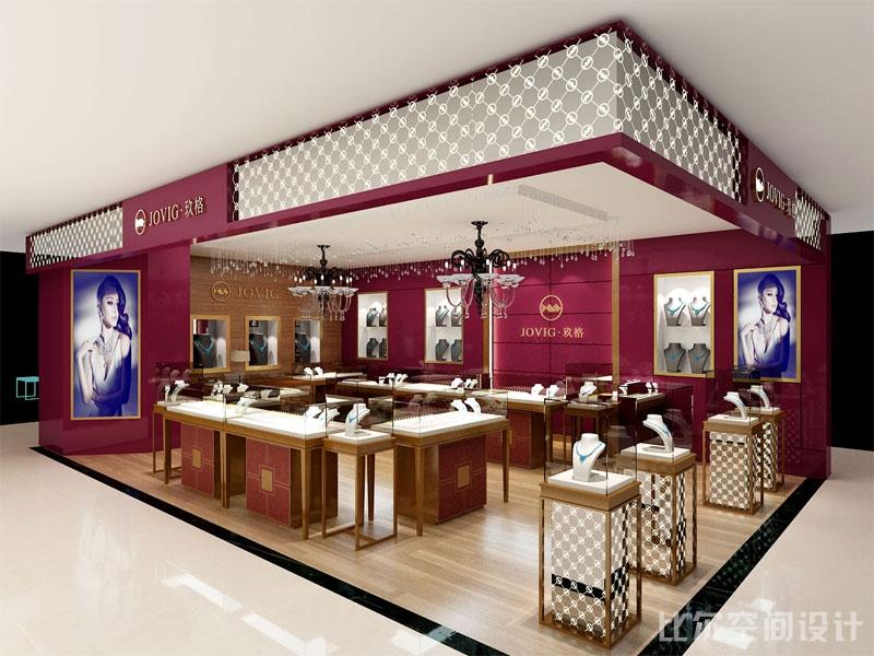 玖格珠宝店设计7