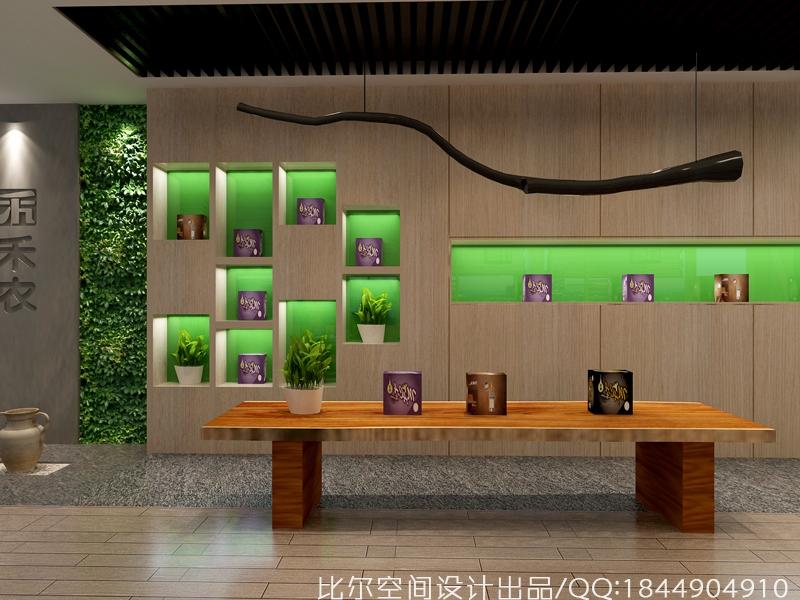 禾农玛咖SI旗舰体验店设计5