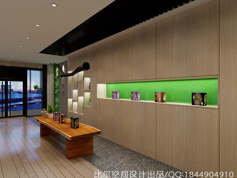 禾农玛咖SI旗舰体验店设计6