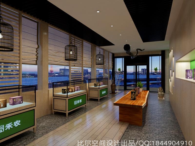 禾农玛咖SI旗舰体验店设计7